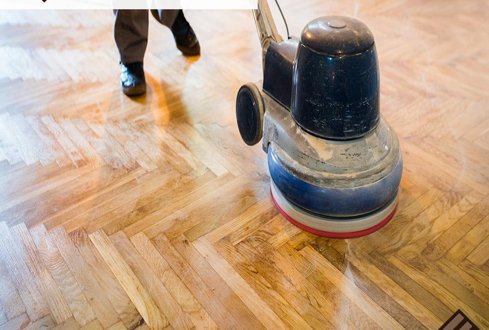 Basic Floor Care: How to Clean Hardwood Floors