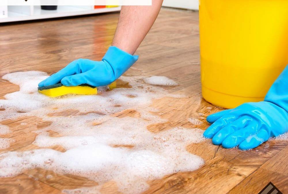 Hardwood flooring care & maintenance tips