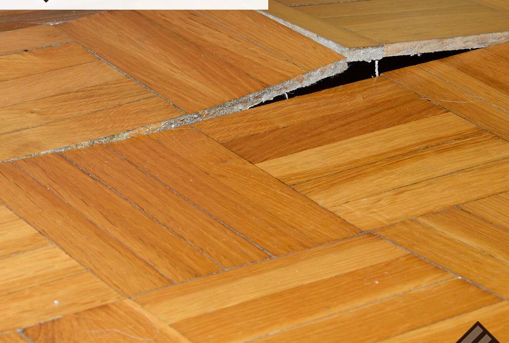 How to Repair a Water-Damaged Hardwood Floor