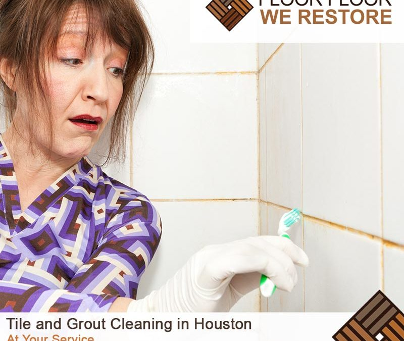 Tile and Grout Cleaning in Houston