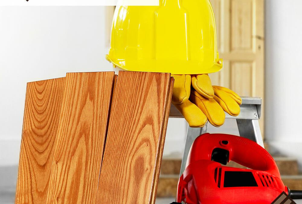 Maintain your Hardwood Floors