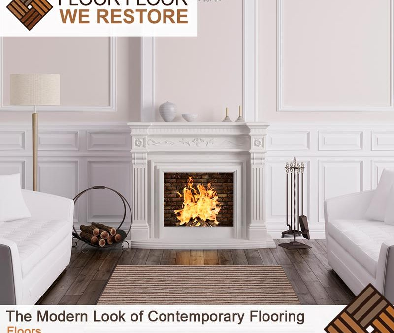 The Modern Look of Contemporary Flooring