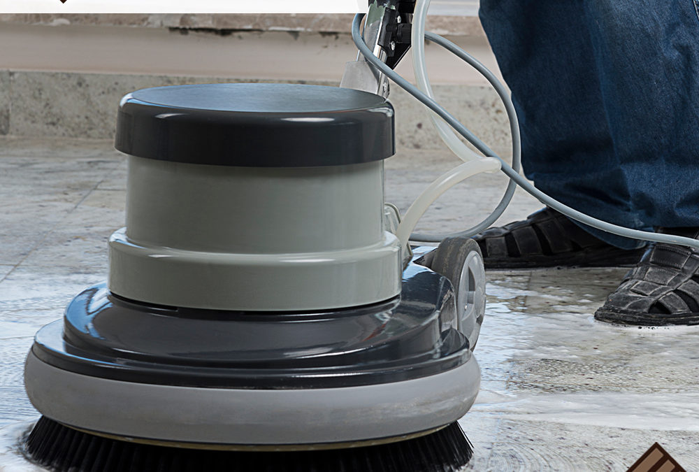 How to Polish and Maintain a Marble Floor?