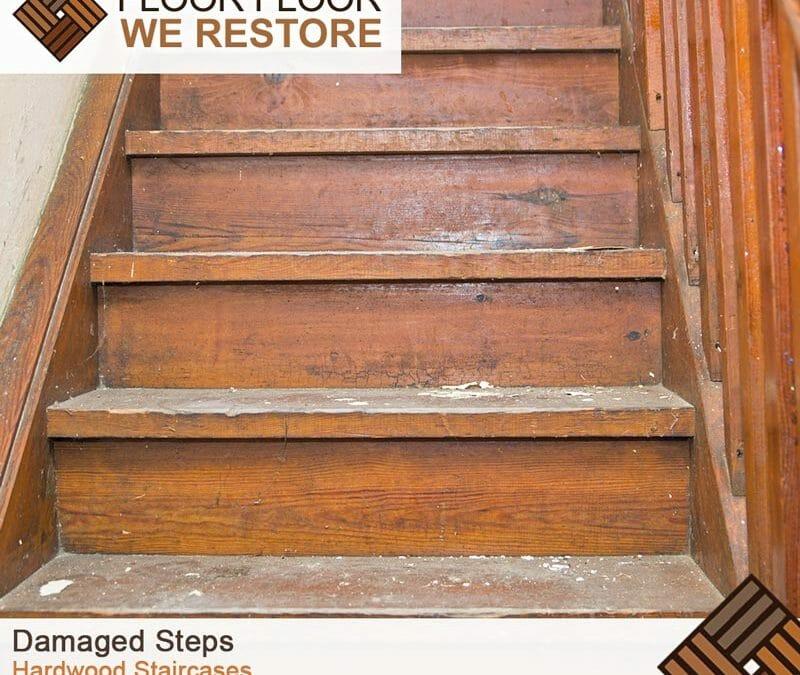 Damaged Steps