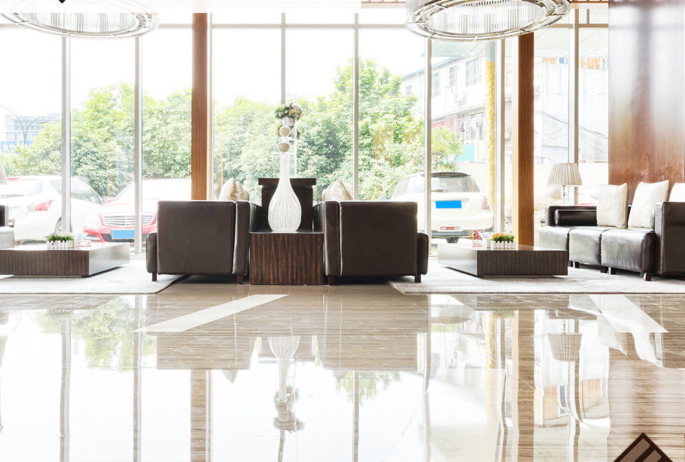 Tips To Keep Your Marble Floors Bright, Shining And Clean