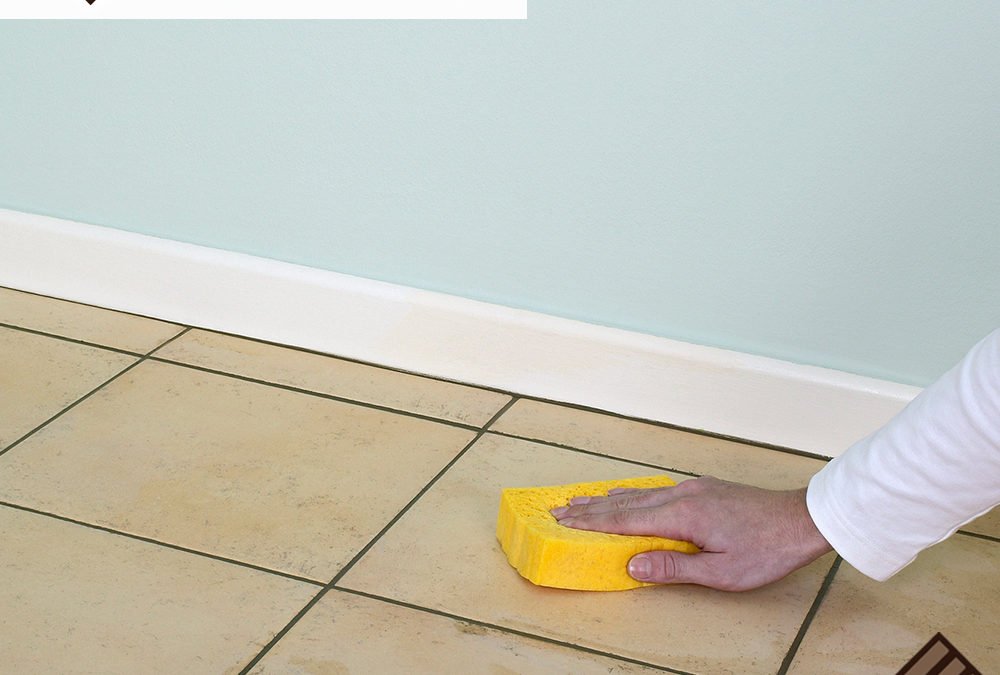 How to Clean Grout and Tiles