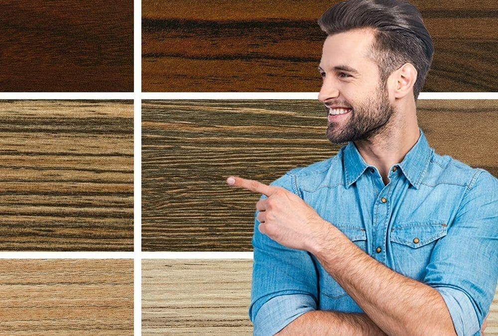 Choosing a Wood Species