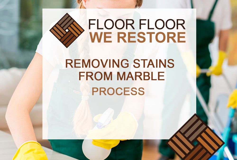 Removing Stains From Marble
