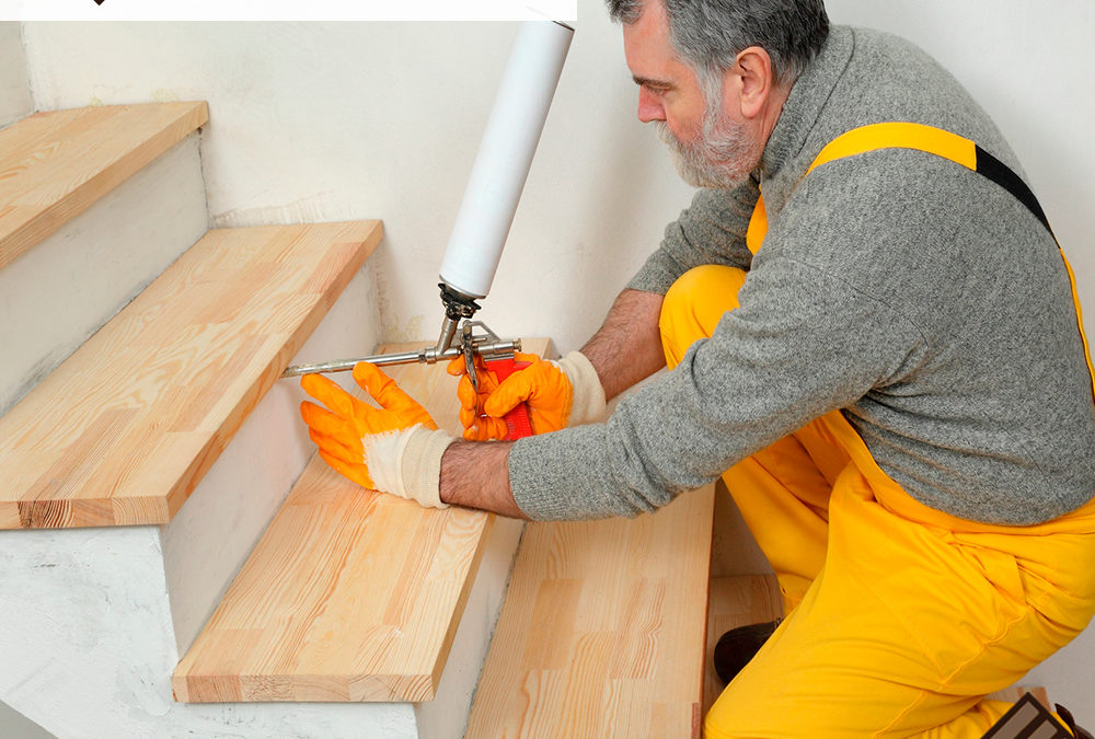 How To Clean And Maintain A Staircase
