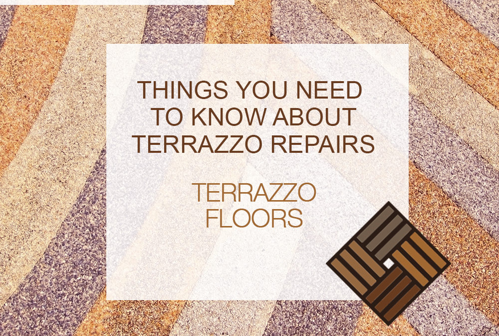 Things You Need to Know About Terrazzo Repairs