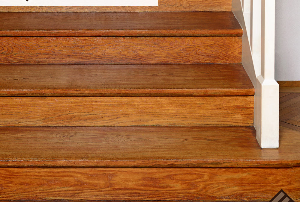 Wooden Staircase Refinishing