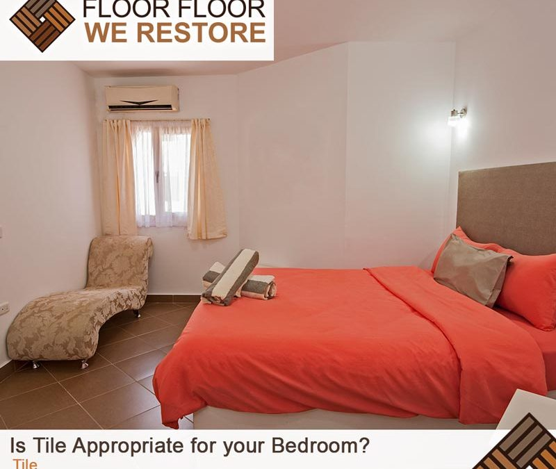 Is Tile Appropriate for your Bedroom?