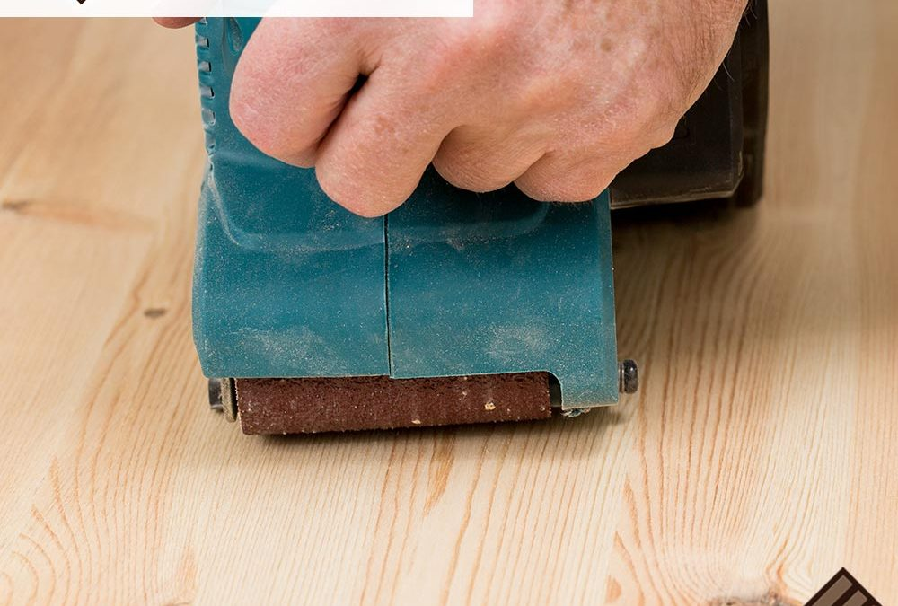 The 13 Steps to Sanding Your Floors