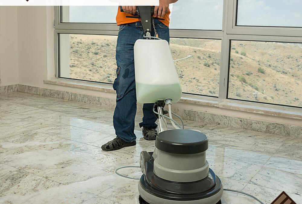 How to Deep Clean Terrazzo Tile Floors