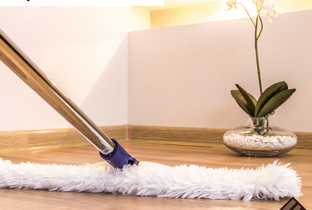 Floor Cleaning: A Simple 2-Step Method For Cleaning Hardwood Floors Fast
