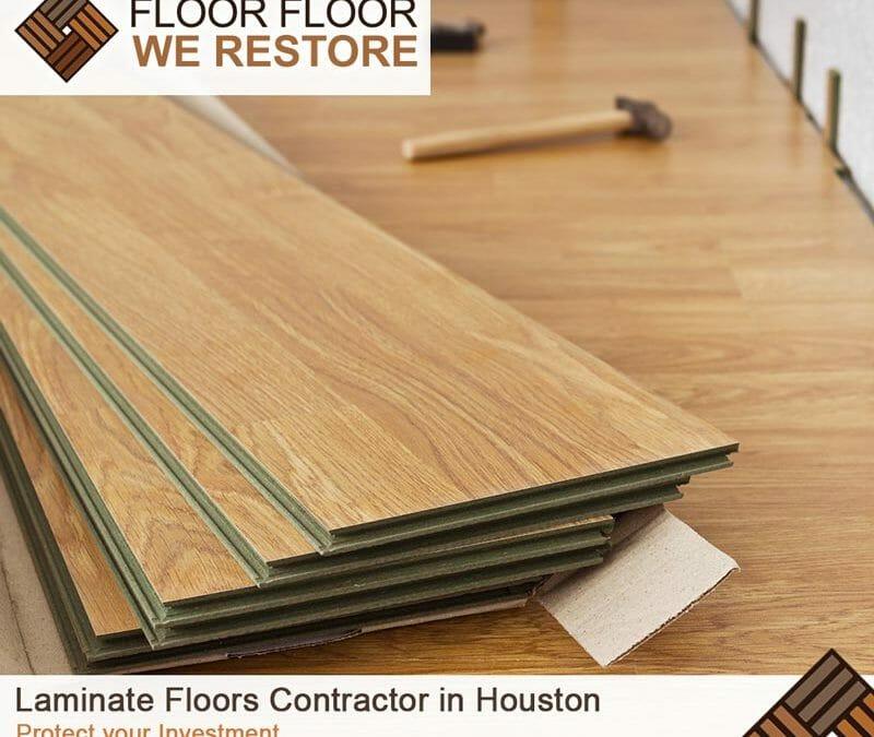 Laminate Floors Contractor in Houston